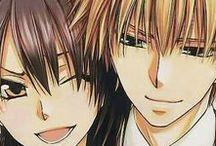 ♥ Kaichou wa Maid sama ♥ / Oniitan >(*w*)<