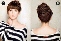 How-to Hair / Beautiful and practical hairstyles for the farm life
