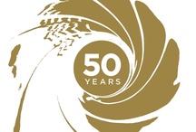 James Bond / W tym roku obchodzimy 50 urodziny najsłynniejszego agenta na świecie - Jamesa Bonda. Po raz pierwszy Agent 007 pojawił się na dużym ekranie w 5 października 1962 roku.