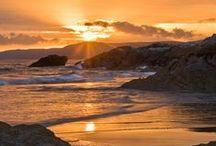 Por do Sol | Sunset / Por do Sol | Sunset