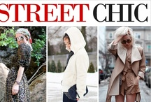 #STREET CHIC::  / High fashion isn't just on the runways It's taken over the streets!