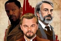 Django Unchained / Łowca nagród Schultz i czarnoskóry niewolnik Django wyruszają w podróż, aby odbić żonę tego drugiego z rąk bezlitosnego Calvina Candiego.