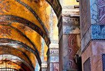Doğa-Kültür-Sanat-Turizm-Mimarlık-Kentler-Tarihi Çevre Koruma / Doğal ve Kültürel Varlıklar-Anıtlar-Eserler-Restorasyon-Yenileme-Canlandırma-Miras-