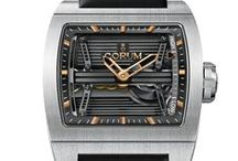 CORUM | ONLY WATCH 2013 / The Corum Ti-Bridge for ONLY WATCH 2013