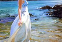 The Beauty O Art ! / Artist I appreciate / by Sandy Lou