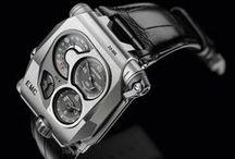 URWERK | EMC / Urwerk high-end wristwatches