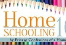 Homeschooling 101 / Everything you need to know to homeschool your family.