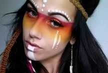 cool make up ideas :)