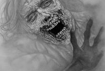 The Walking Dead / We're All Infected! / by Kelly Keebler