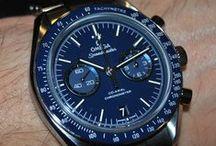 OMEGA Speedmaster Co-Axial Chrono Blue | 30 Minutes on the wrist / 30' on the wrist with the Omega Speedmaster Co-Axial Chrono Blue ref 311.90.44.51.03.001