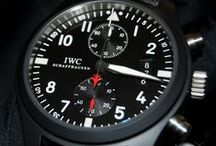 IWC | Pilot Top Gun Chrono / All the secrets behind the timepiece that set the trend in modern aviation's history