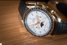 OMEGA Watches / OMEGA watches news, 30 minutes on & off the wrist reviews