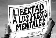 Libertad de Expresión! / by Blanka Torrecillas