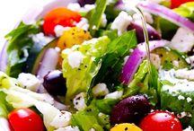 Salads / Food / by Sandy Lou