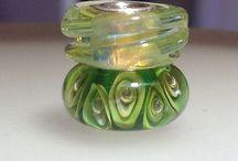 Summersday / Glass beads