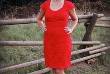 {Colette book} Pastille Dress