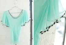 {Colette book} Taffy blouse