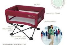 Dream Pod / KidCo Dream Pod makes traveling with baby easier and more enjoyable.  It provides a cozy sleep environment to keep baby nearby at home or away.  It is easy to set up, take down and go.  Recommended for newborns to 20 lbs.