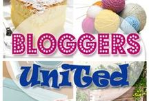 """BLOGGERS UNITED"" / This is a collaborative board curated by bloggers who wish to showcase their work. We Pin anything DIY:  Recipes, Crafts, Decor, Gardening, Thrifty, Lifestyle etc. To be added as a contributor to this board, follow the board and comment on ""ADD ME"" pin. Feel free to add other Bloggers you trust. All Pins must go directly back to the correct source. Please only Pin 10 Pins at one time - no 24 Hour Limit. Please don't pin each pin more then once in a month. Happy pinning!"