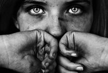 Portraits - b/w / by Karin Jahn