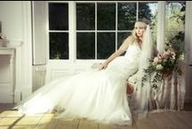 Bridal Fashion / All things satin and lace (and more)!