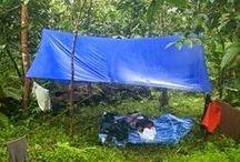 Camping New Zealand / please view www.park-sleep.co.nz