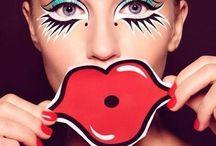 Extreme Make-up:*