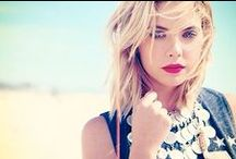 Ashley Benson:*