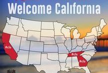 CLS On the Move #California #Tennessee / Classy Living Society is based in Atlanta, GA, but we are on the move. We have expanded into Tennessee and California. Please visit our site to find out how you can become a member in your state. www.cls-volunteer.org