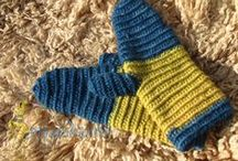 "Nadelbinden/ nålbinding/ needle binding / Nadelgebundene Unikate von ""maedum"" nålbinding made from plant-dyed wool,  https://www.facebook.com/maedum/"