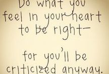 wise words of wisdom / such beautiful words... I  wish I understood what they meant
