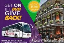 #GetOnTheBus to #NOLA 2016 / Classy Living Society went to New Orleans to help bring awareness to #StopSexTrafficking #HumanTrafficking and give love kits to survivors and victims at Eden House NOLA.