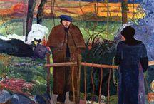 Paul Gauguin / Pittori impressionisti