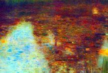 Gustav Klimt / Pittori