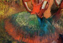Edgar Degas / Pittori