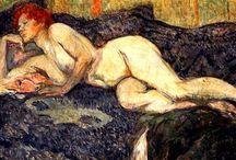 Lautrec Toulouse / Pittori
