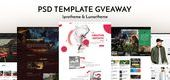 Free PSD Templates / Summer Promotion: Free PSD Templates from Lunartheme and 1protheme Time: 31/07/2017 - 31/08/2017 More details please go to http://lunartheme.com/summer-promotion-free-psd/