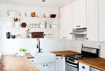 Kitchen / by Ellie Smith // THE Ladysmith