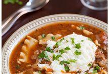 Food- Soups & Stews