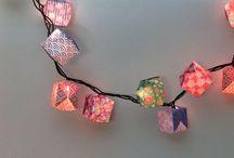 Origami/ombre