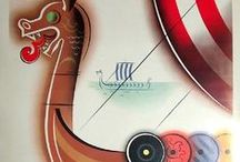 Art | Illustrations | Retro/Nostalgia