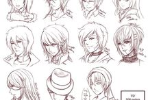 Drawing Anime/Manga (=^.^=)