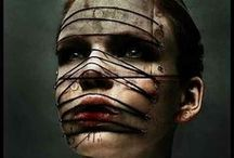 Characterizations Makeup Photo / My works