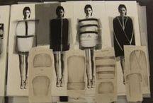 Fashion Illustration Ideas / Research