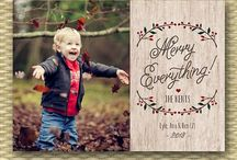 Inspiration for Christmas Cards
