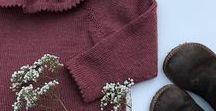 Strikking / Inspirasjon til strikking og hekling
