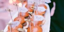 Creative Catering / Creative catering ideas for your big day!