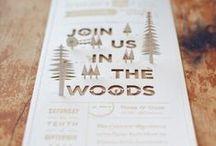 invitations / wedding inspirations
