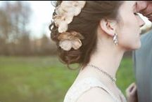 hair styles / wedding inspirations
