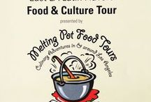 #FoodTour in Los Angeles / As we like travelling and tasting, most of the time we try to experience food with guidance of local people...